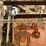 Lieu d'exposition - centre commercial Maritime Square, Hong Kong
